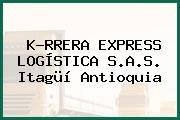K-RRERA EXPRESS LOGÍSTICA S.A.S. Itagüí Antioquia