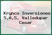 Krynco Inversiones S.A.S. Valledupar Cesar