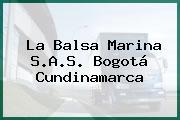 La Balsa Marina S.A.S. Bogotá Cundinamarca