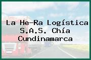 La He-Ra Logística S.A.S. Chía Cundinamarca