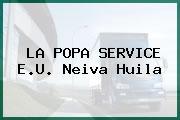 LA POPA SERVICE E.U. Neiva Huila