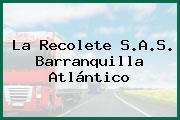 La Recolete S.A.S. Barranquilla Atlántico