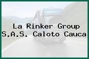La Rinker Group S.A.S. Caloto Cauca
