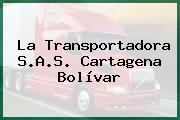 La Transportadora S.A.S. Cartagena Bolívar