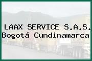 LAAX SERVICE S.A.S. Bogotá Cundinamarca