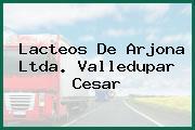 Lacteos De Arjona Ltda. Valledupar Cesar