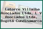 Latorre Villalba Asociados Ltda. L V Asociados Ltda. Bogotá Cundinamarca