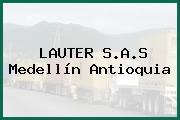 LAUTER S.A.S Medellín Antioquia