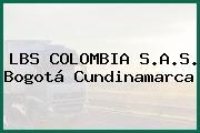 LBS COLOMBIA S.A.S. Bogotá Cundinamarca