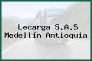 Lecarga S.A.S Medellín Antioquia