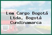 Lem Cargo Bogotá Ltda. Bogotá Cundinamarca
