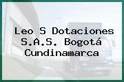 Leo S Dotaciones S.A.S. Bogotá Cundinamarca