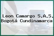 Leon Camargo S.A.S. Bogotá Cundinamarca