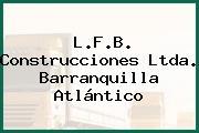 L.F.B. Construcciones Ltda. Barranquilla Atlántico
