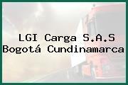 LGI Carga S.A.S Bogotá Cundinamarca