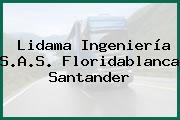 Lidama Ingeniería S.A.S. Floridablanca Santander