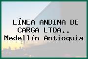 LÍNEA ANDINA DE CARGA LTDA.. Medellín Antioquia