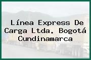 Línea Express De Carga Ltda. Bogotá Cundinamarca