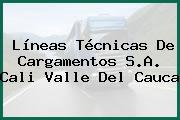 Líneas Técnicas De Cargamentos S.A. Cali Valle Del Cauca