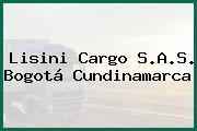 Lisini Cargo S.A.S. Bogotá Cundinamarca