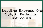Loading Express One S.A.S. Medellín Antioquia