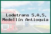 Lodetrans S.A.S. Medellín Antioquia