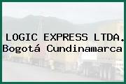 LOGIC EXPRESS LTDA. Bogotá Cundinamarca