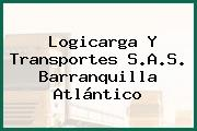 Logicarga Y Transportes S.A.S. Barranquilla Atlántico