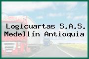 Logicuartas S.A.S. Medellín Antioquia