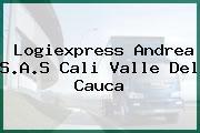 Logiexpress Andrea S.A.S Cali Valle Del Cauca