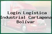 Login Logística Industrial Cartagena Bolívar