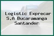 Logistic Exprecar S.A Bucaramanga Santander