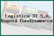 Logística 3T S.A. Bogotá Cundinamarca