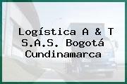 Logística A & T S.A.S. Bogotá Cundinamarca