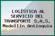 LOGÍSTICA AL SERVICIO DEL TRANSPORTE S.A.S. Medellín Antioquia