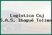 Logistica Csj S.A.S. Ibagué Tolima