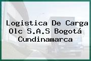 Logistica De Carga Olc S.A.S Bogotá Cundinamarca