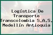 Logística De Transporte Transcolombia S.A.S. Medellín Antioquia