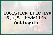 LOGÍSTICA EFECTIVA S.A.S. Medellín Antioquia