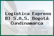 Logistica Express Bl S.A.S. Bogotá Cundinamarca