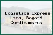 Logística Express Ltda. Bogotá Cundinamarca