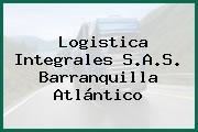 Logistica Integrales S.A.S. Barranquilla Atlántico
