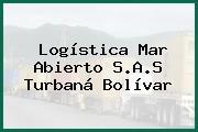 Logística Mar Abierto S.A.S Turbaná Bolívar
