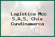 Logística Mcc S.A.S. Chía Cundinamarca
