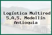 Logística Multired S.A.S. Medellín Antioquia