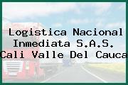 Logistica Nacional Inmediata S.A.S. Cali Valle Del Cauca