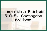 Logística Robledo S.A.S. Cartagena Bolívar