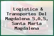 Logistica & Transportes Del Magdalena S.A.S. Santa Marta Magdalena
