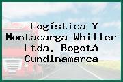 Logística Y Montacarga Whiller Ltda. Bogotá Cundinamarca