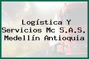 Logística Y Servicios Mc S.A.S. Medellín Antioquia